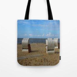 Beach Life in Autumn Tote Bag