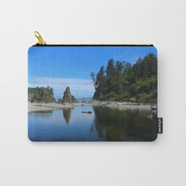 A Magnificent Beach Scene Carry-All Pouch