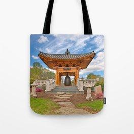 Korean Bell Garden Tote Bag