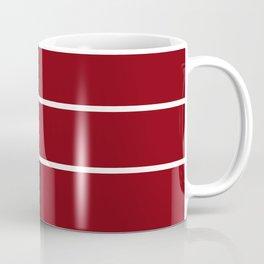 Team Color 6...Maroon,black Coffee Mug