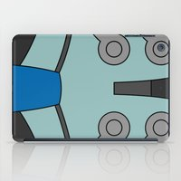 cassia beck iPad Cases featuring Mighty No. 9 Beck Suit by Bunny Frost