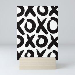 XOXO Mini Art Print