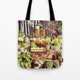 Flower shop Tote Bag