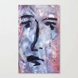 SORROWFUL FACE Canvas Print