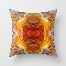 Glory's Seat Throw Pillow