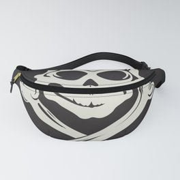 Jolly Roger pirate flag Fanny Pack