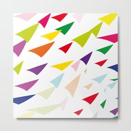 colored arrows Metal Print