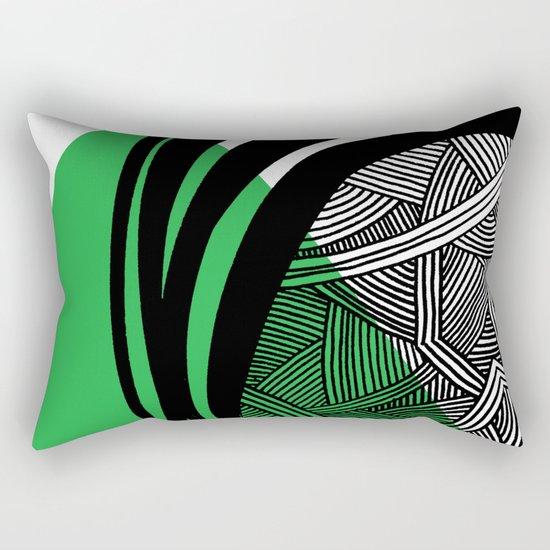 - plan b - Rectangular Pillow