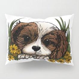 Puppy Pillow Sham