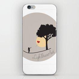 Lighthearted iPhone Skin
