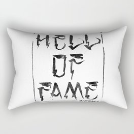 Believe the Dogma - Hell of Fame Rectangular Pillow