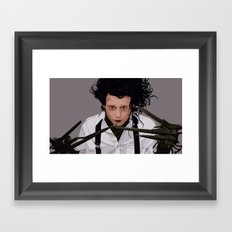 I Am Not Complete Framed Art Print