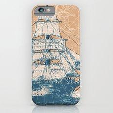 Age of Exploration Slim Case iPhone 6s
