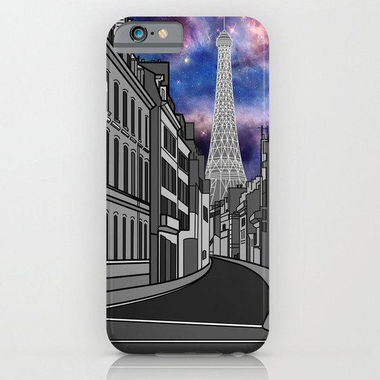 Paris: The Center of the Universe iPhone & iPod Case