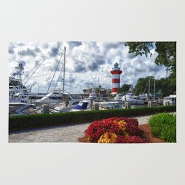 Hilton Head Lighthouse Rug