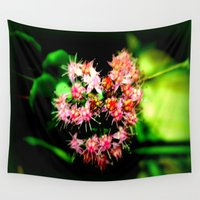 cacti Wall Tapestries featuring Cacti by Chris' Landscape Images & Designs