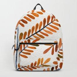 Autumn Leaflets Backpack