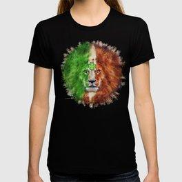 St. Patrick's Day Irish Lion T-shirt