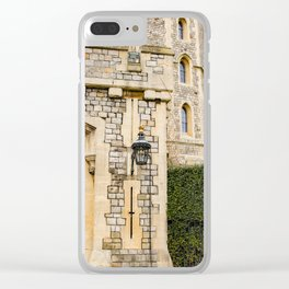 Gate of Windsor Castle Clear iPhone Case