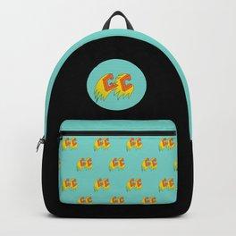 Grey Cat Backpack