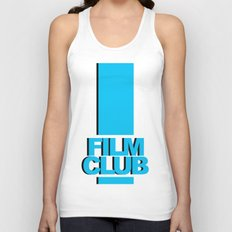 Film Club Unisex Tank Top