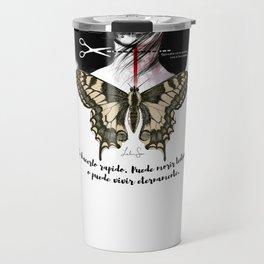 Muerte Travel Mug