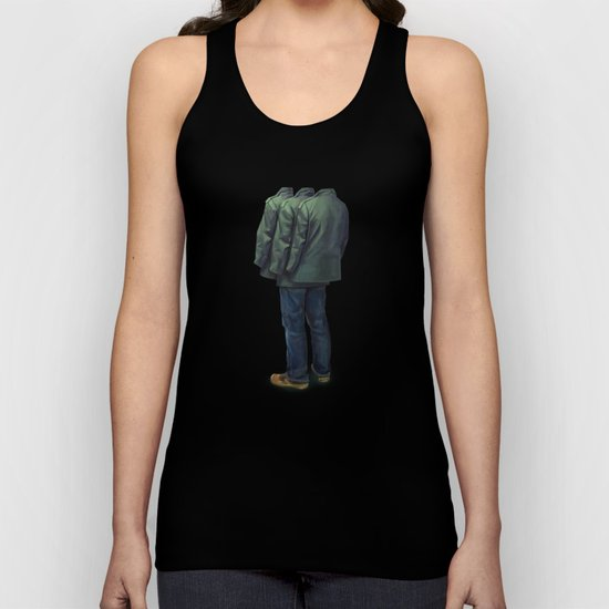Surrounded Unisex Tank Top