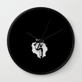 WTF? Cheff! Wall Clock