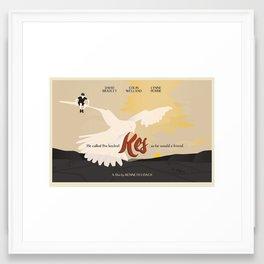 Kes Framed Art Print