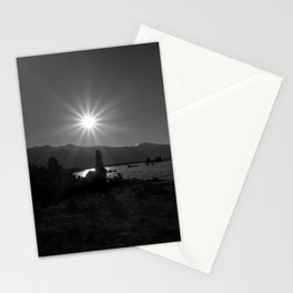 Mono Lake 8 Stationery Cards