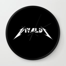 Vivaldi Wall Clock