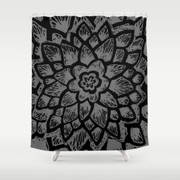 nightbloom Shower Curtain