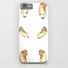 A Day in the Life of a Retired Kung fu Kitty iPhone 6s Slim Case