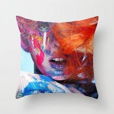 Coordinated Throw Pillow