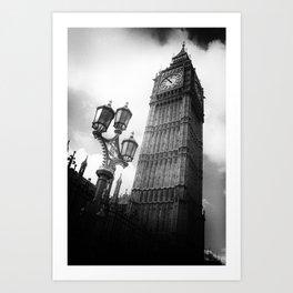 Elements of London IV Art Print