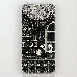 Moon Altar iPhone Skin