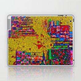 Golden Gate River Revenge Revised. Laptop & iPad Skin