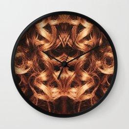 Tacao Ringlets Wall Clock