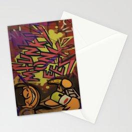 Funky Monkey Stationery Cards