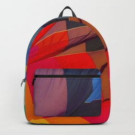 Brighten up and away your day Backpack