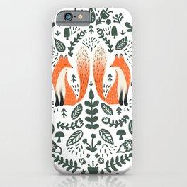 Fox Lore iPhone Case