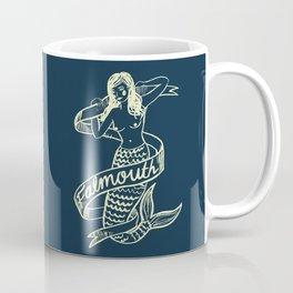 Falmouth Mermaid Coffee Mug