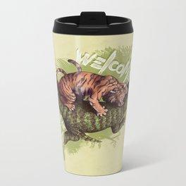 Welcome to the Jungle Metal Travel Mug