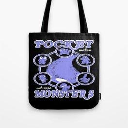 Pocket Monsters - Water Tote Bag