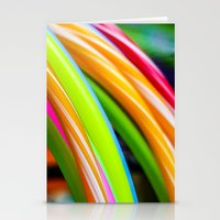 games Stationery Cards featuring Colorful Games by Nathalie Photos