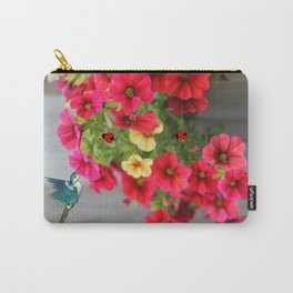 Botanical Bliss Carry-All Pouch