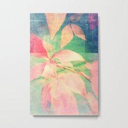 Autumn Pastels 03 - Faded Matte Metal Print