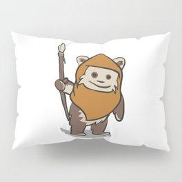 lil ewok Pillow Sham