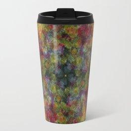 Floral Patchwork Travel Mug