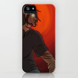 Ready to Fight iPhone Case